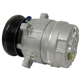 image of car airconditioning compressor