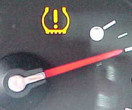 tire warning light