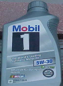 Mobile 1 5w-30 synthetic oil